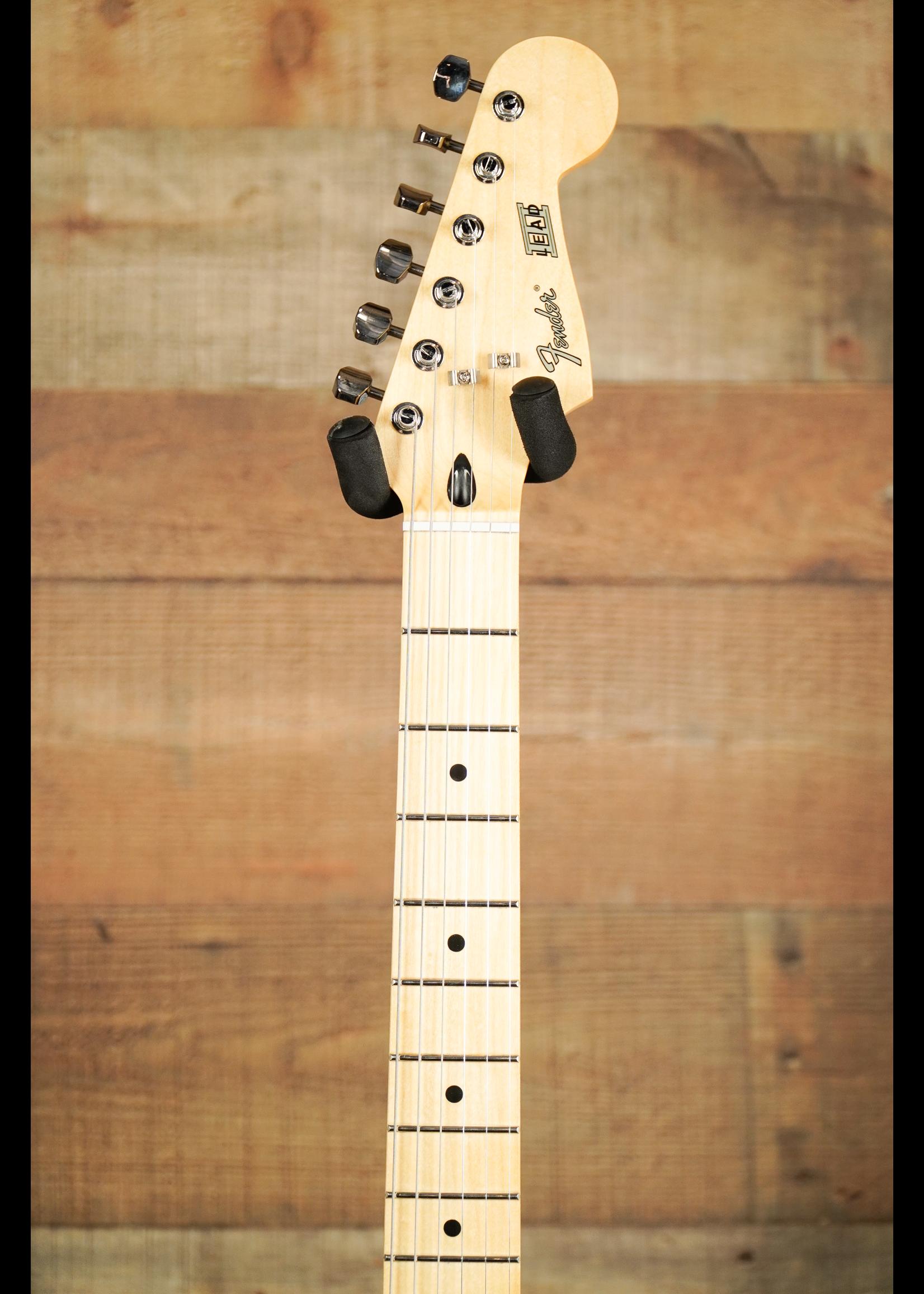 Fender Fender Player Lead III, Maple Fingerboard, Sienna Sunburst