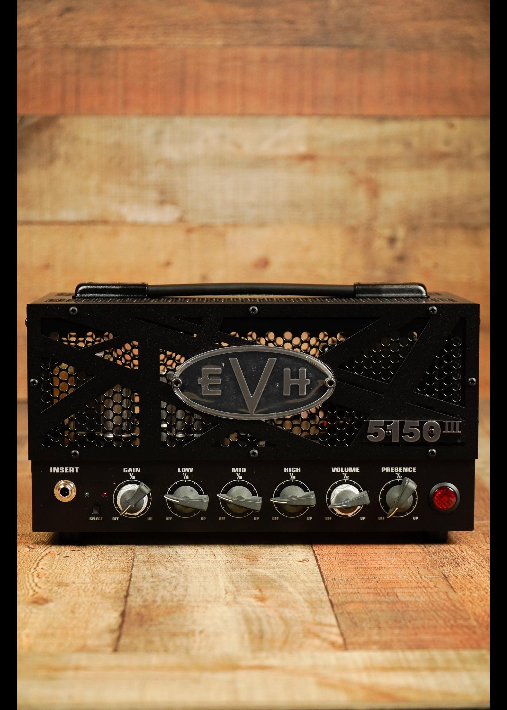 EVH EVH 5150III® 15W LBX-S Head, Black