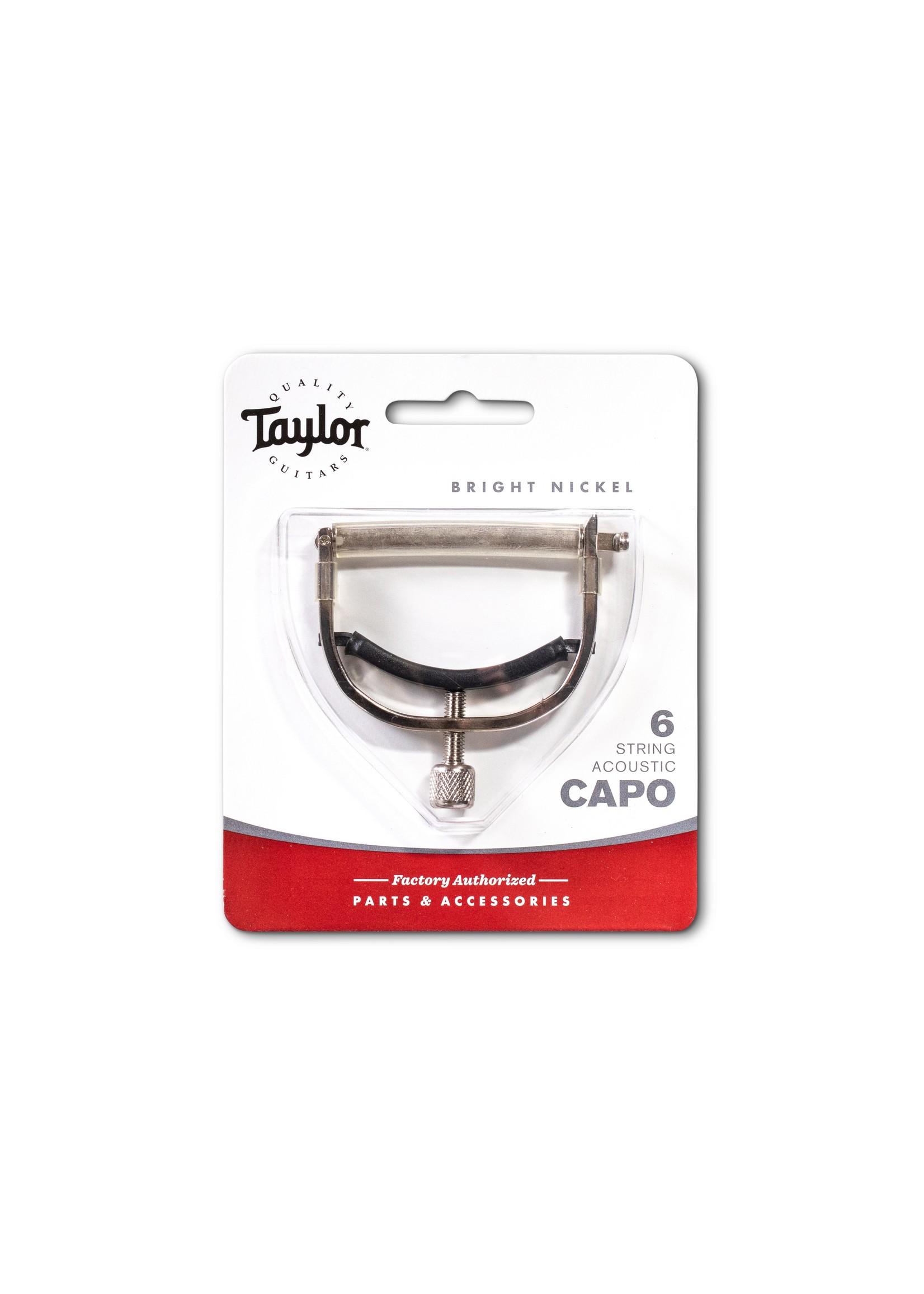 Taylor Taylor Capo 6-String Bright Nickel