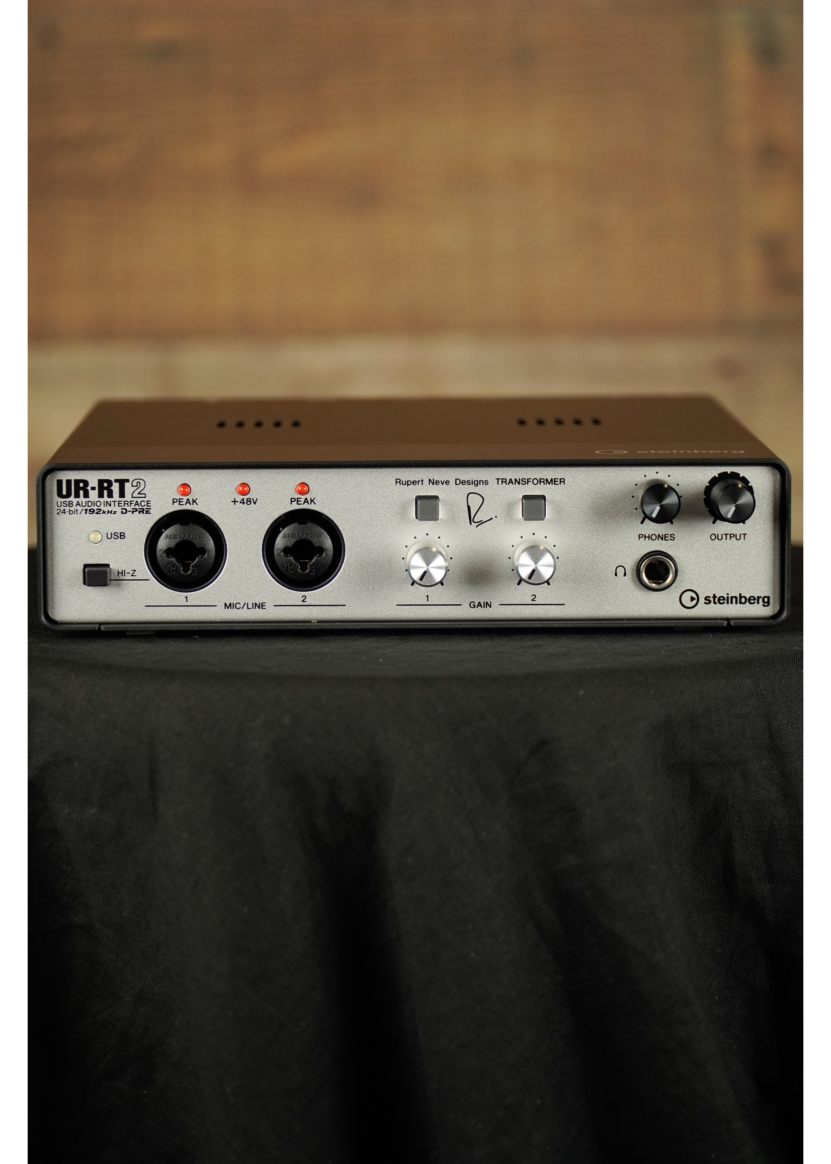 Steinberg Steinberg UR-RT-2  USB Interface with Transformers by Rupert Neve Designs