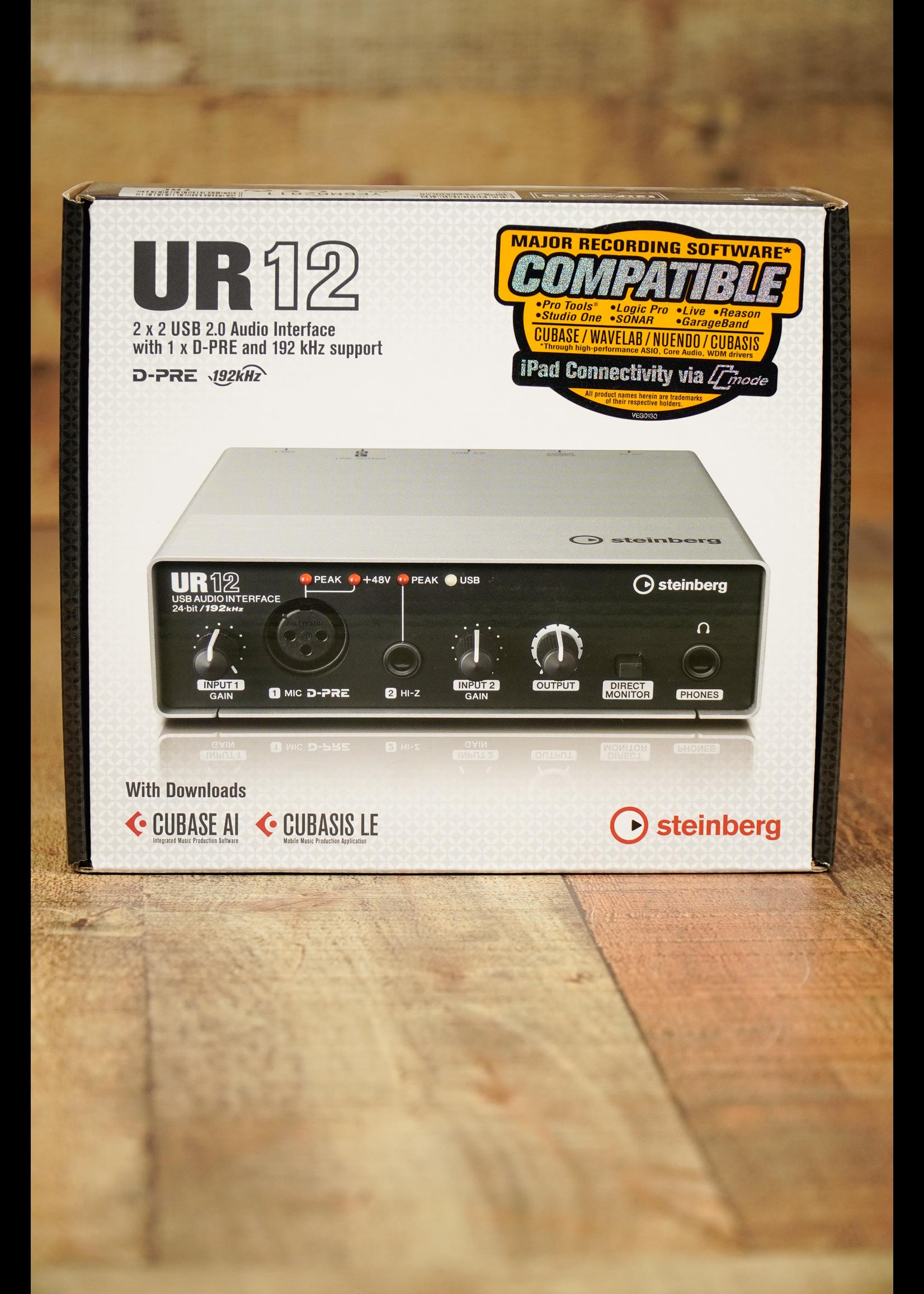 Steinberg Steinberg UR12 2x2 USB 2.0 Audio Interface