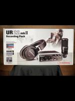 Steinberg Steinberg UR22 MKII Recording Pack