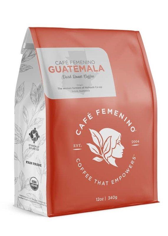 Cafe Feminino Guatemala Dark Roast Coffee