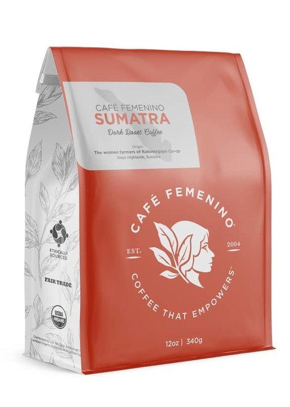 Sumatra Dark Roast Coffee