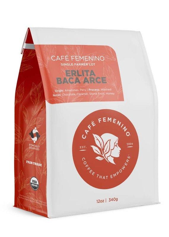 Peru Erlita Baca Acre Coffee