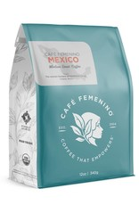 Cafe Feminino Mexico Medium Roast Coffee