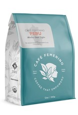 Cafe Feminino Peru Medium Roast Coffee
