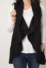 Black Circle Vest