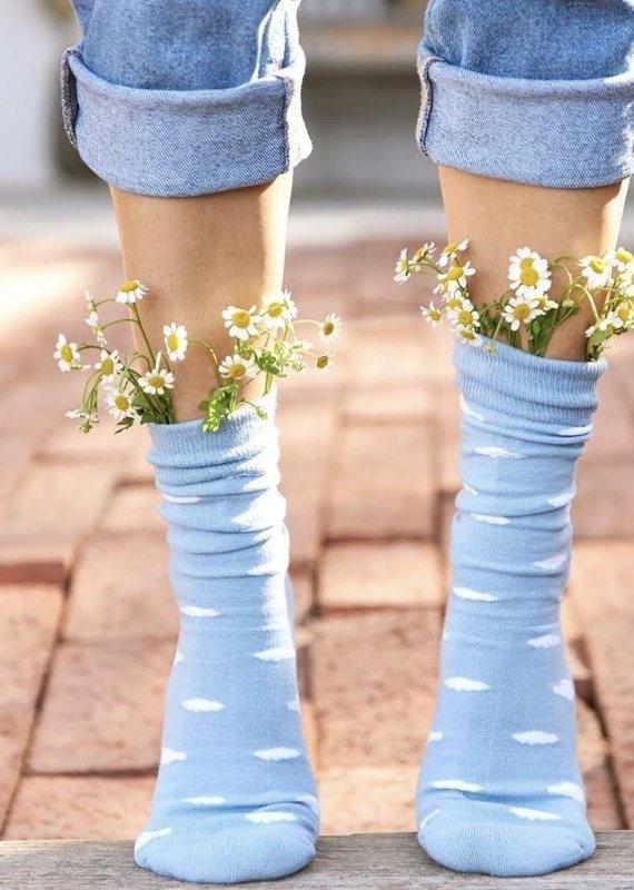 Socks that Protect Mental Health