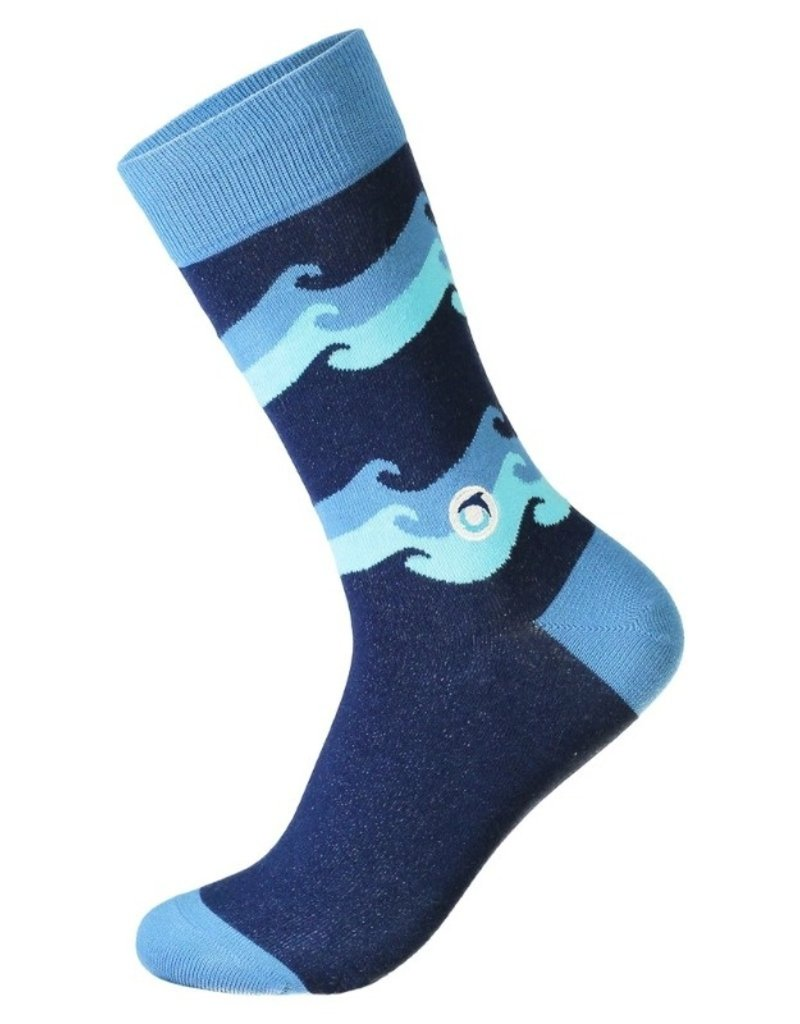 Conscious Step Socks that Protect Oceans Medium