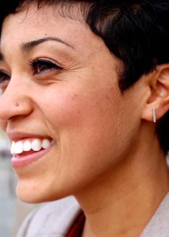 Far Fetched Teresa Stud Earrings