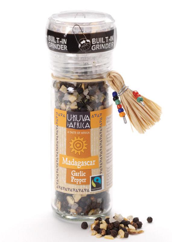 Madagascar Garlic Pepper