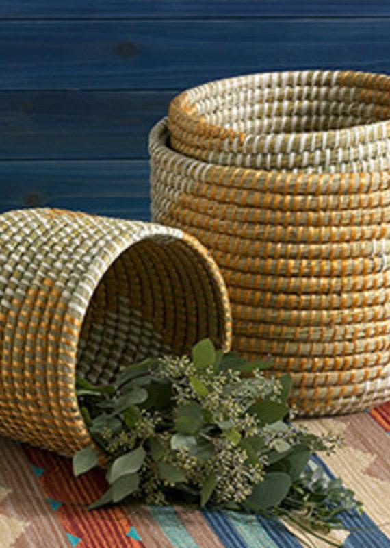 Serrv Seashore Nesting Baskets