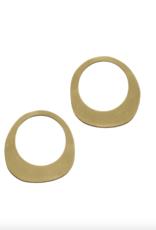 Organic Form Earrings