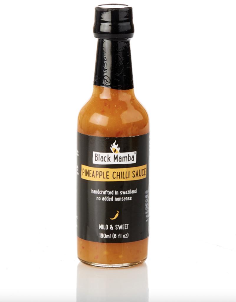 Pineapple Chili Sauce