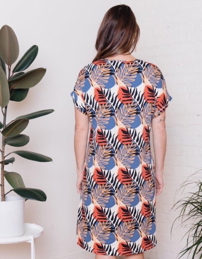 Montrose Tie Dress