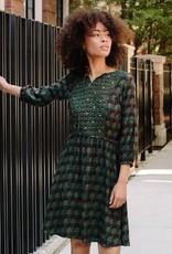 Pondi Teal Dress