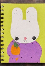 Mr. Ellie Pooh Bruce the Bunny Notebook