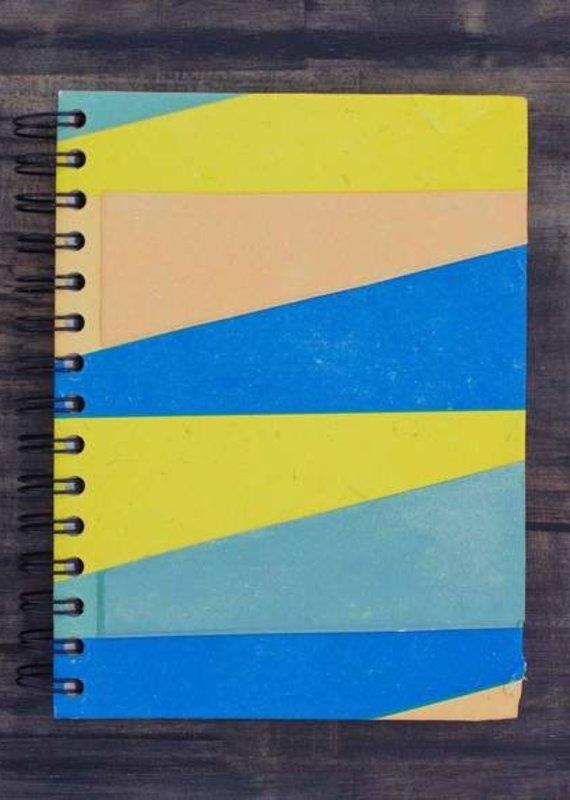 Mr. Ellie Pooh Zimbabwe Summer Notebook