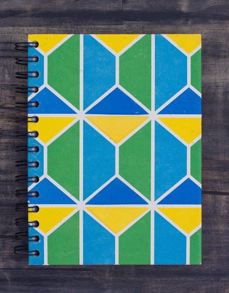 Mr. Ellie Pooh Mave Hexagon Notebook