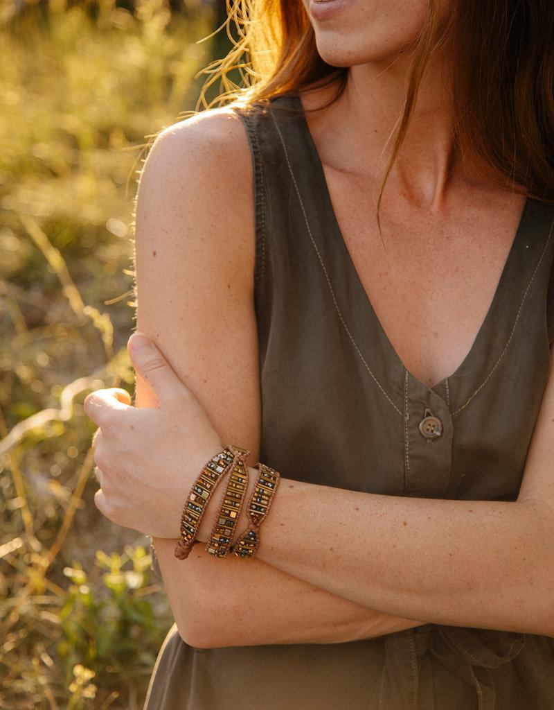 Zeinah Wrap Bracelet