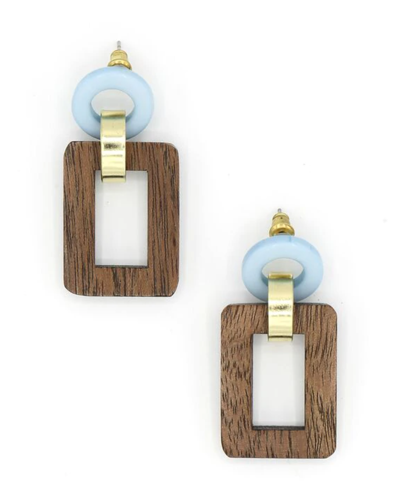 Modern Connections Earrings