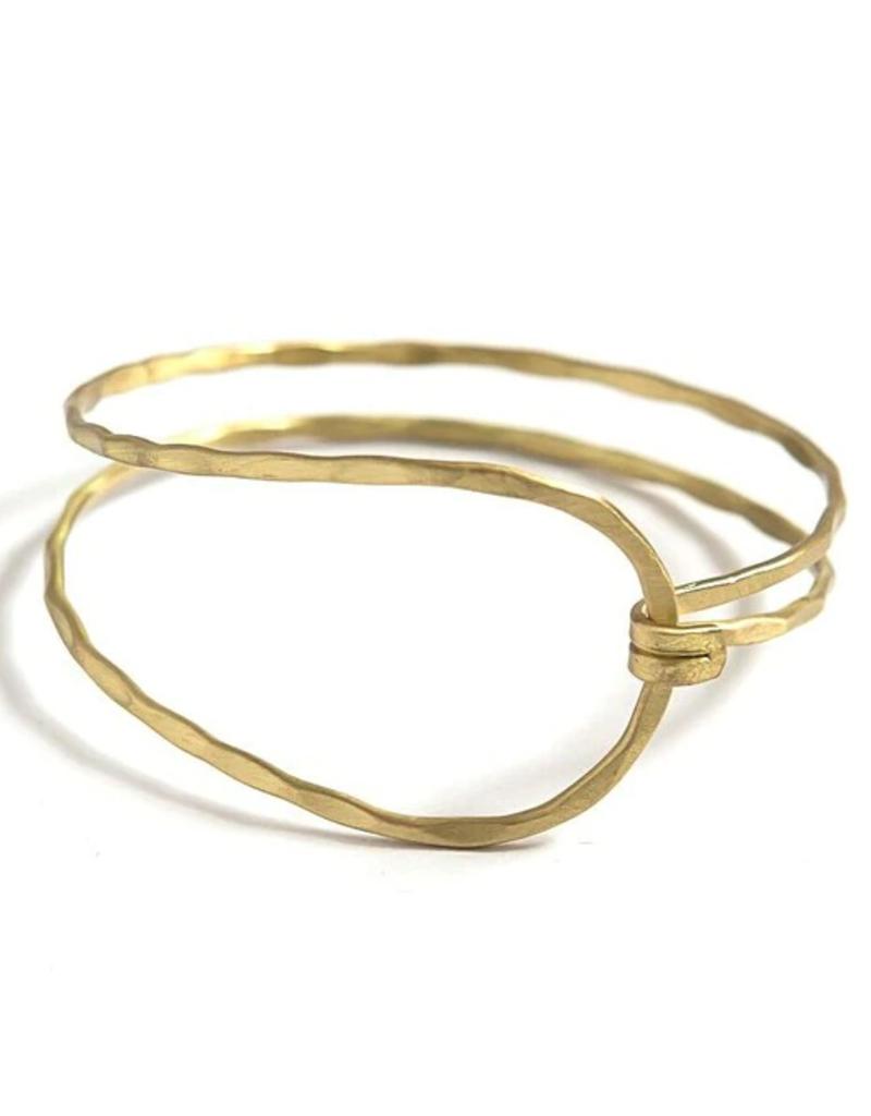Revival Brass Bracelet
