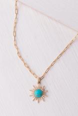 Radiance Turquoise Necklace