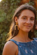 Mango Modern Shapes Earrings