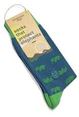 Conscious Step Socks that Protect Elephants