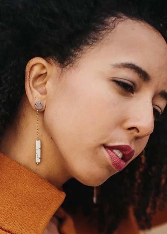 Reverse Clayworks Earrings