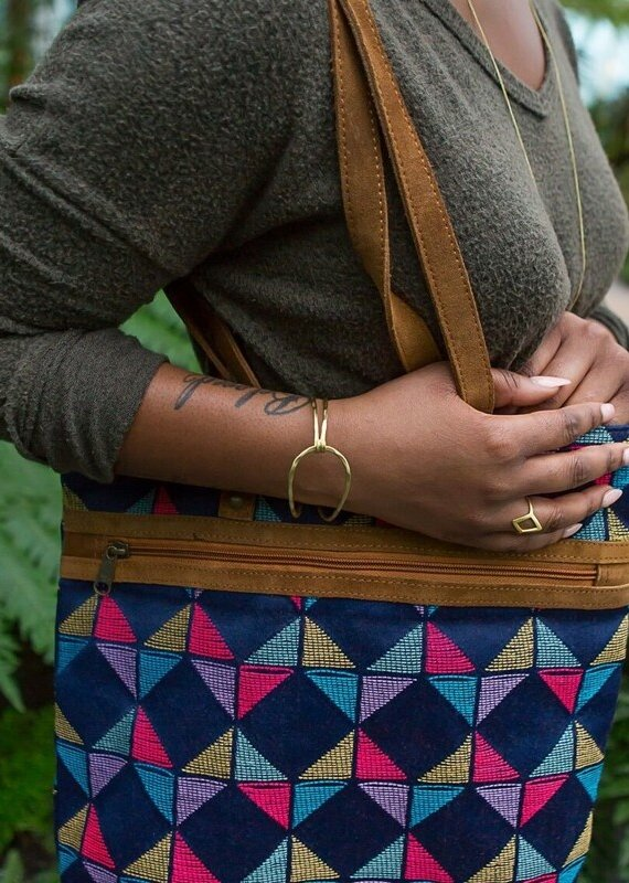 Fair Anita Revival Brass Bracelet