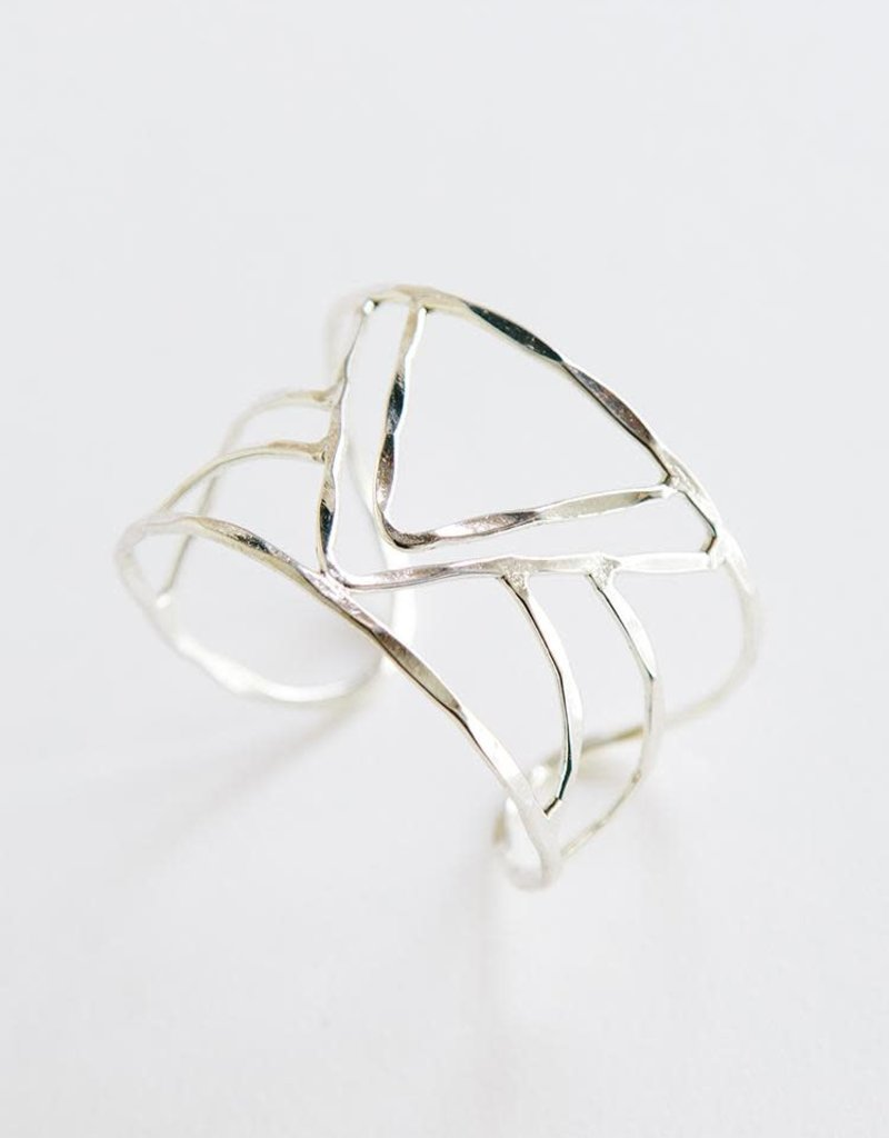 Peaks and Valley Cuff