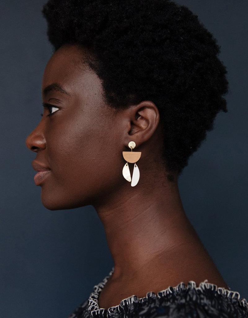 Mata Traders Sesame Earrings