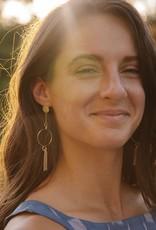 Fair Anita Elegant Tassel Earrings