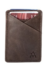 Elevate People Leather Money Clip