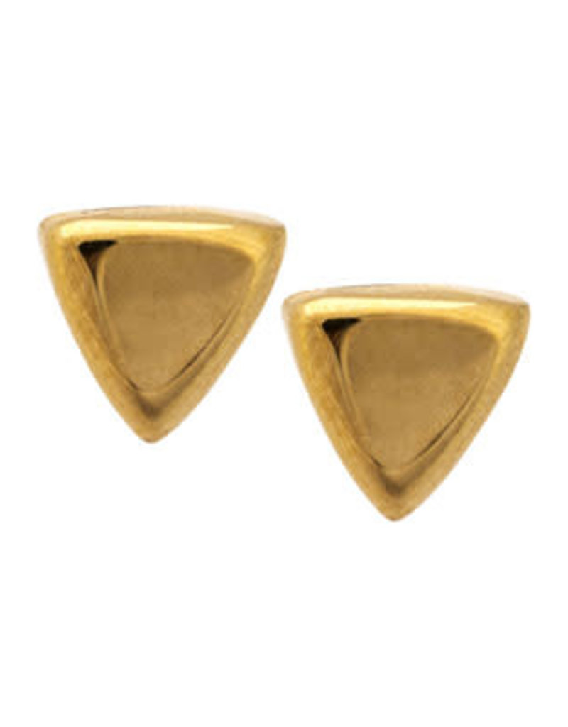 Far Fetched FAR Triangle Stud Earrings | Mexico