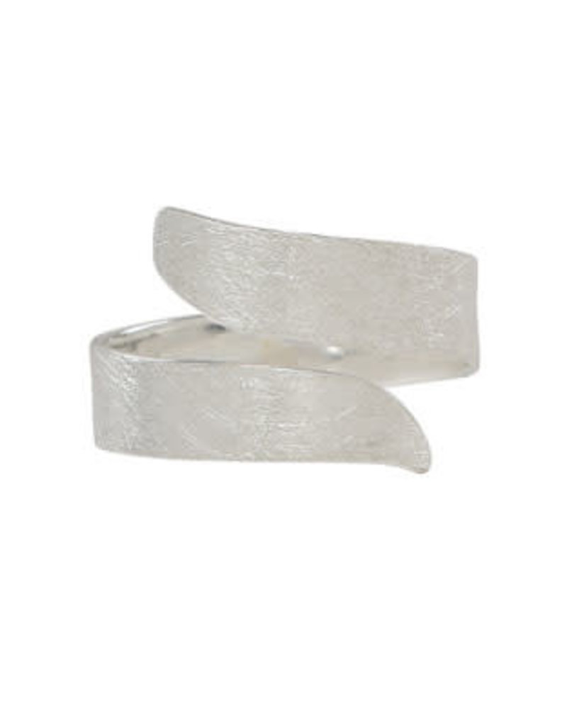 Far Fetched FAR Brushed Wrap Ring   Mexico