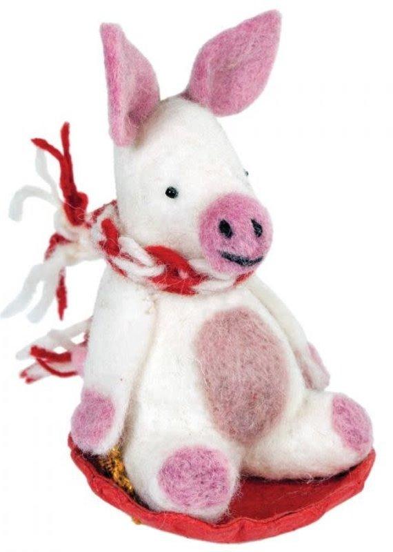 dZi Piggles Ornament