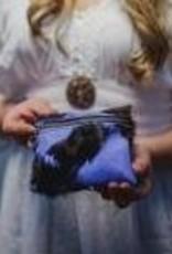 Sutisana SUS Funky Coin Purse Blue   Bolivia