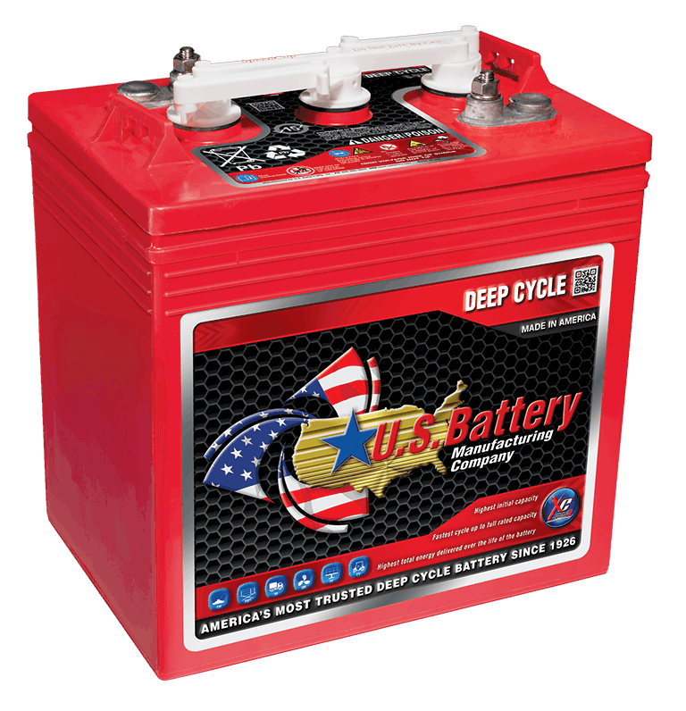 US Battery 8 Volt US Battery