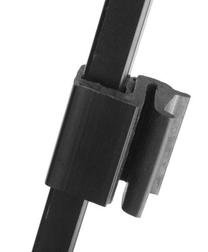 Windshield top clips 3/4'' (2pk)