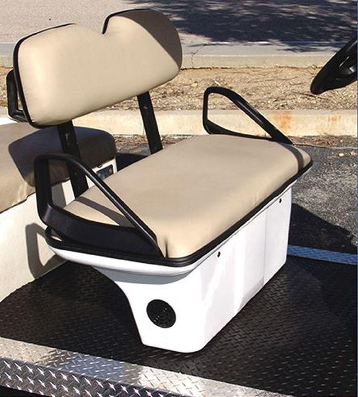 Seat Pod Kit  W/ Beige Seats