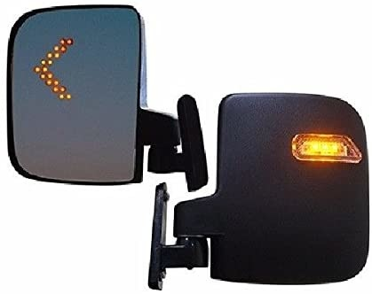 RHOX RHOX LED Side Mirror (Set of 2 in box)
