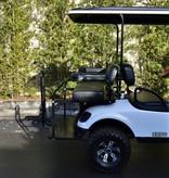 Ezgo 2018 EZGO Express S4 Electric (White)