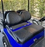 Custom Diamond Stitch Seating Set w/o Cup Holders