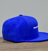 Superior Street Powersports | Flat Fitted Baseball Hat - Blue