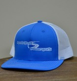 Superior Street Powersports | Trucker Snapback Baseball Hat - LightBlue/White