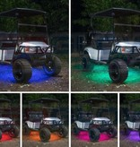 LED Glow LED Color Changing Wheel Well Light Kit