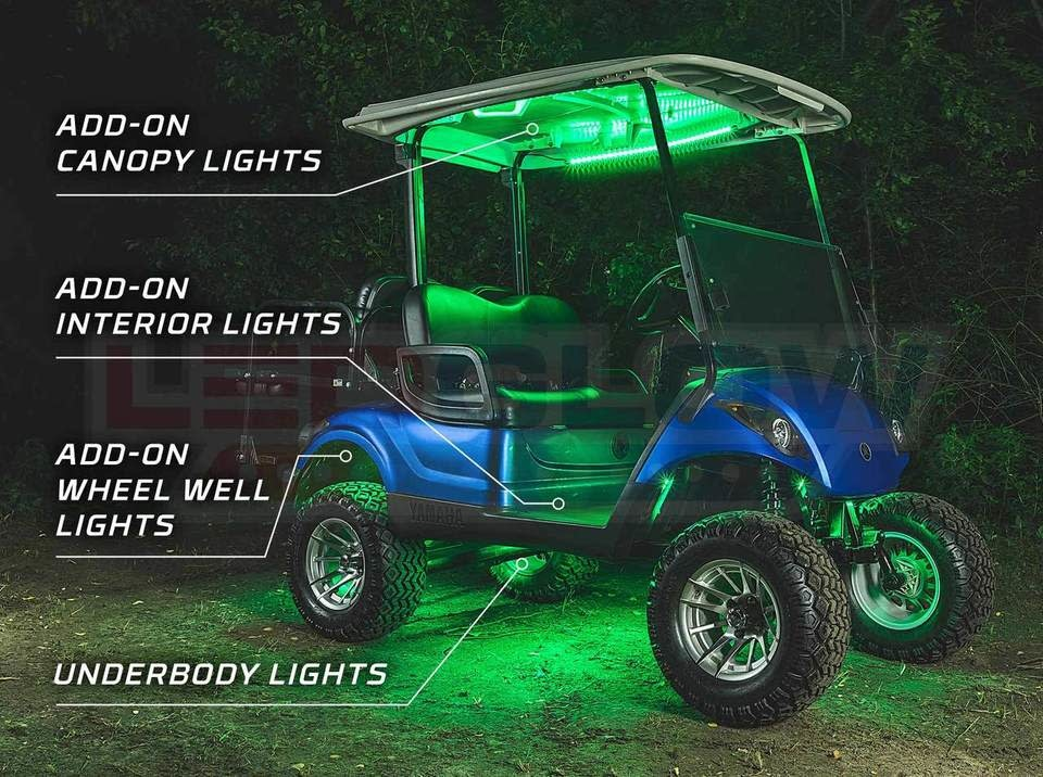 LED Glow LED Color Changing Complete Kit